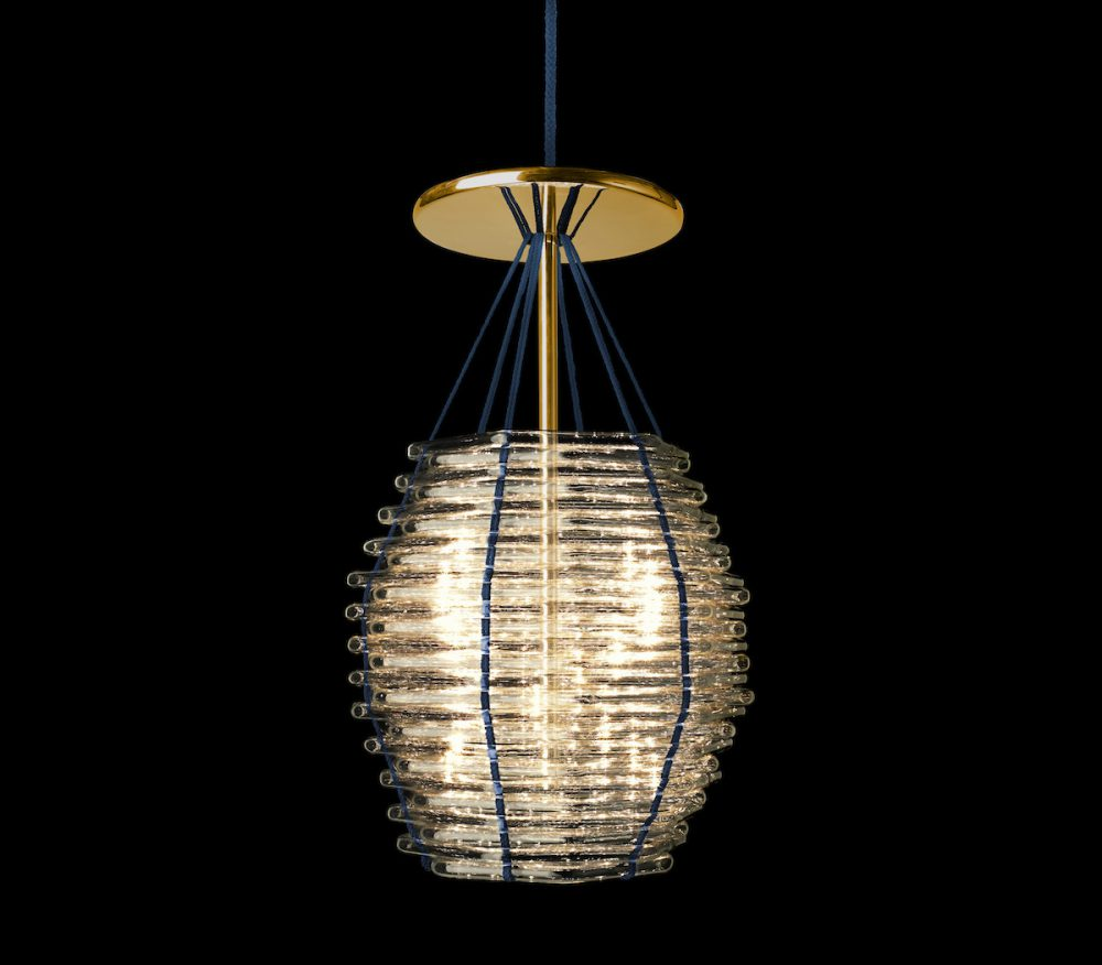 Lobmeyr Basket Chandelier 14 lights